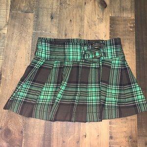 3 for $20 / Vintage Vibrations Kilt Skirt (3)